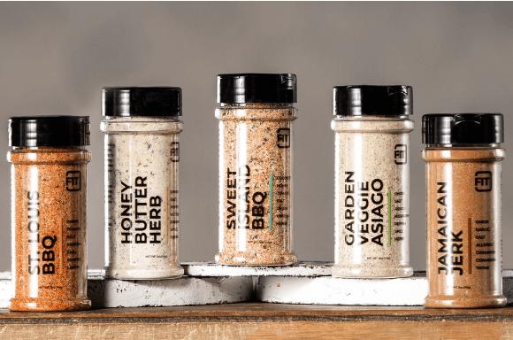 IdealFit Seasonings