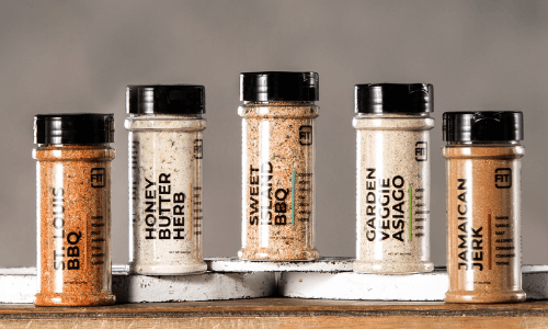 IdealFit Seasonings