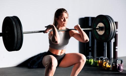 Lean-Muscle Building