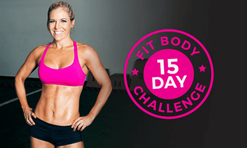 15-Day Fit Body Challenge