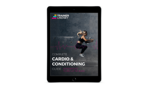 Trainer Lindsey's New eBook