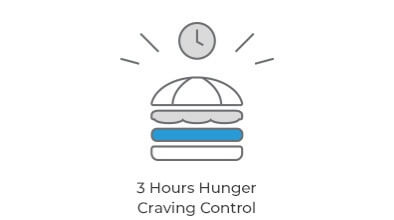 3 Hours Hunger Craving Control