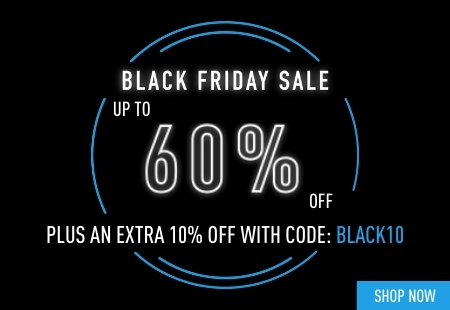 Up to 60% Off + Extra 10% Off | Use Code: BLACK10