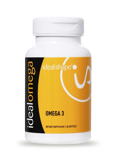 Best omega 3 supplements omega 3 fish oil idealshape for Best omega 3 fish