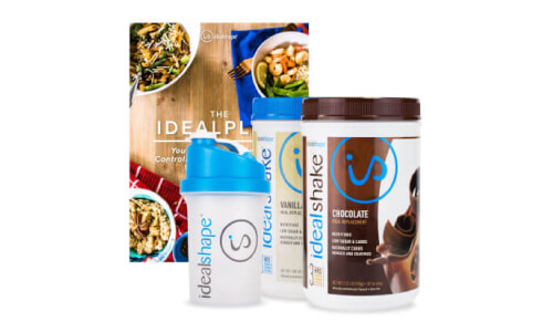 2 Meal Replacement Shake Tubs <br>+ Free eBooks & Shaker Bottles