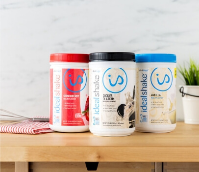 Best Meal Replacement Shakes For Weight Loss Idealshape
