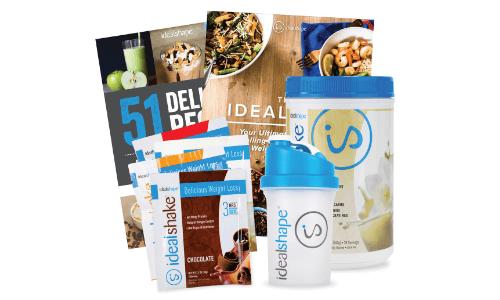 IdealShake Starter Kit