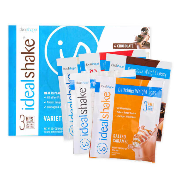 IdealShake 20ct Meal Variety Pack
