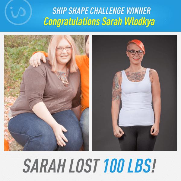 Sarah's Success Story