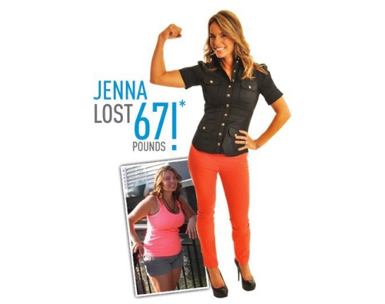 A customer lost 67 pounds using IdealShape's meal replacement shakes with the IdealPlan.