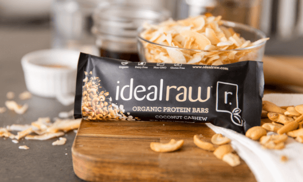 IdealRaw Protein Bars