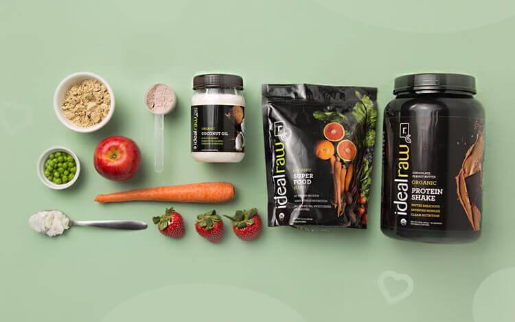 Organic Lover's Bundle