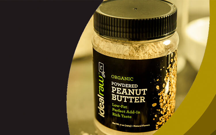 And Get Free Powdered Peanut Butter!