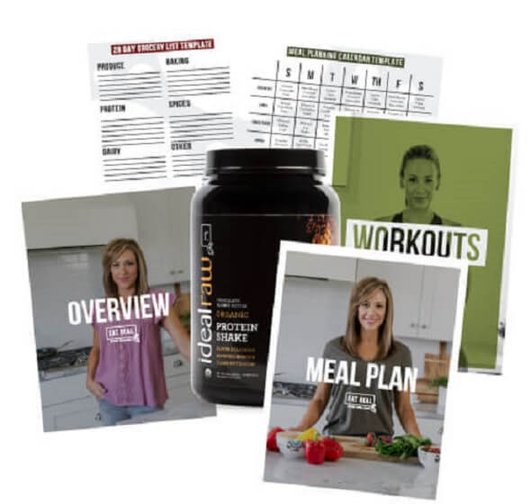 Everything You Need For 28 Days Of True Weight Loss