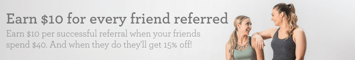earn $10 for every friend referred