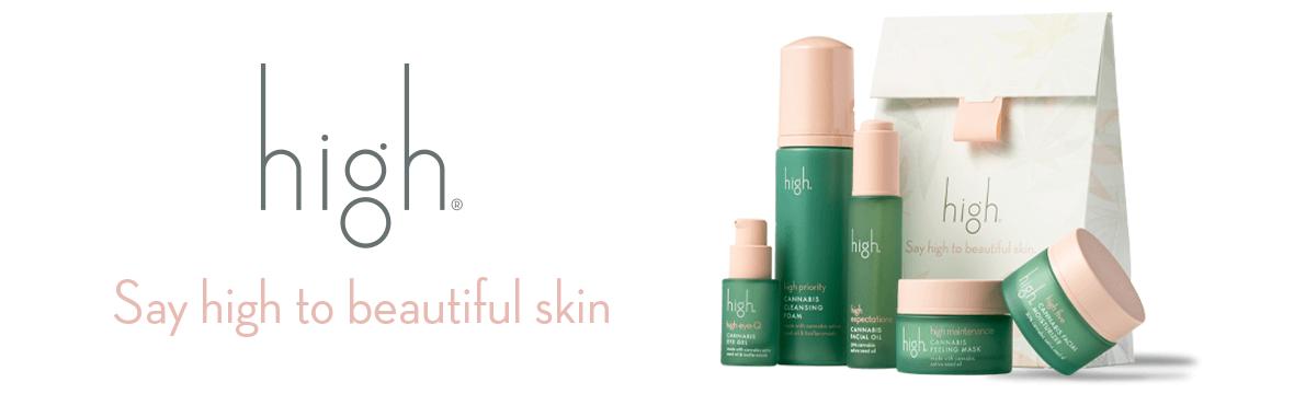 Shop All High Beauty Skincare