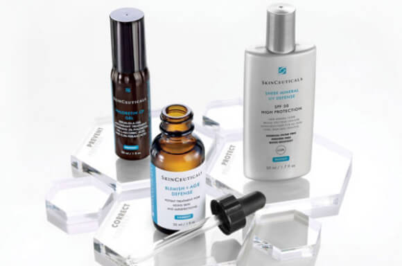 SkinCeuticals History