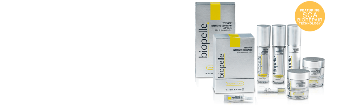 Biopelle product range