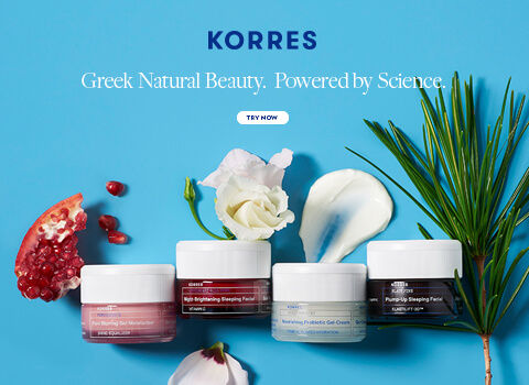 Shop All KORRES Skincare & Bodycare