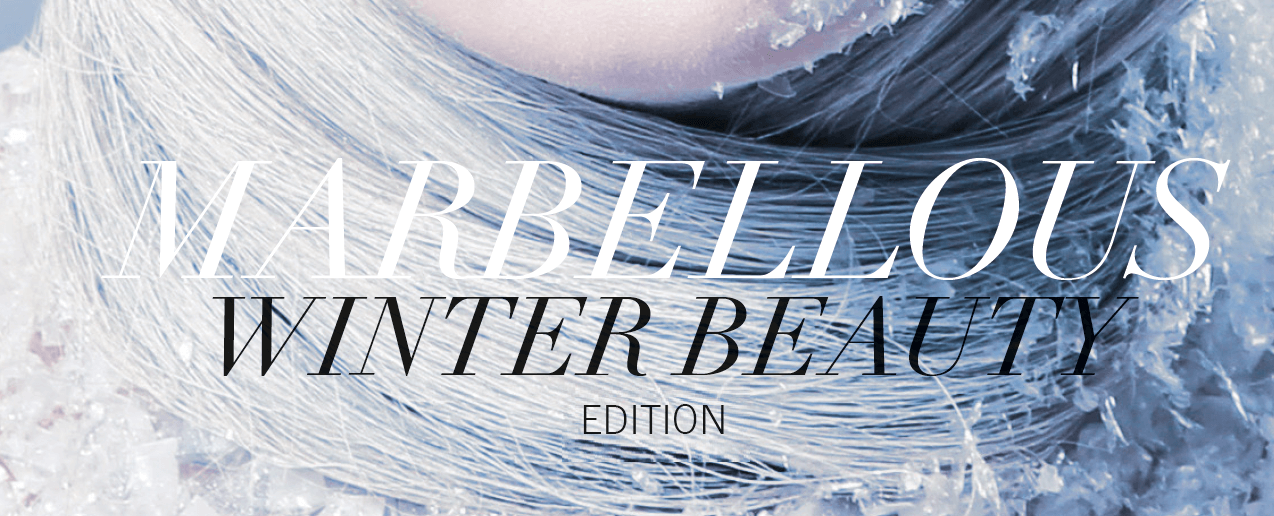GLOSSYBOX marbellous winter beauty edition