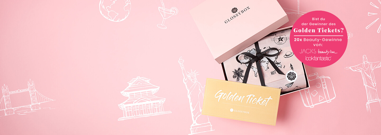 juni june Glossybox 2020 world of beauty