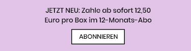 GLOSSYBOX August Birthday Box