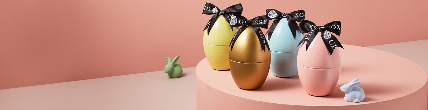logo easter egg limited edition 2020 glossybox