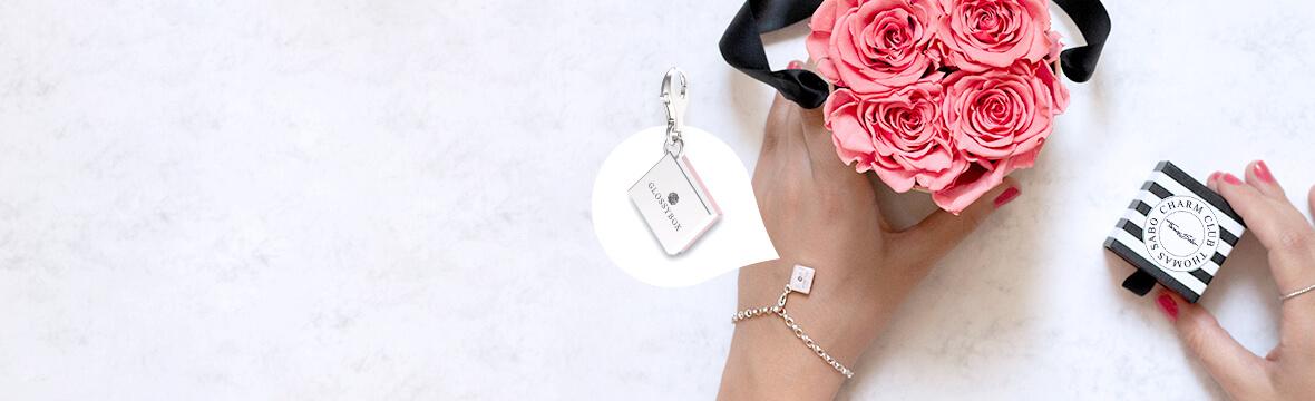 GLOSSYBOX-Charm & Armband