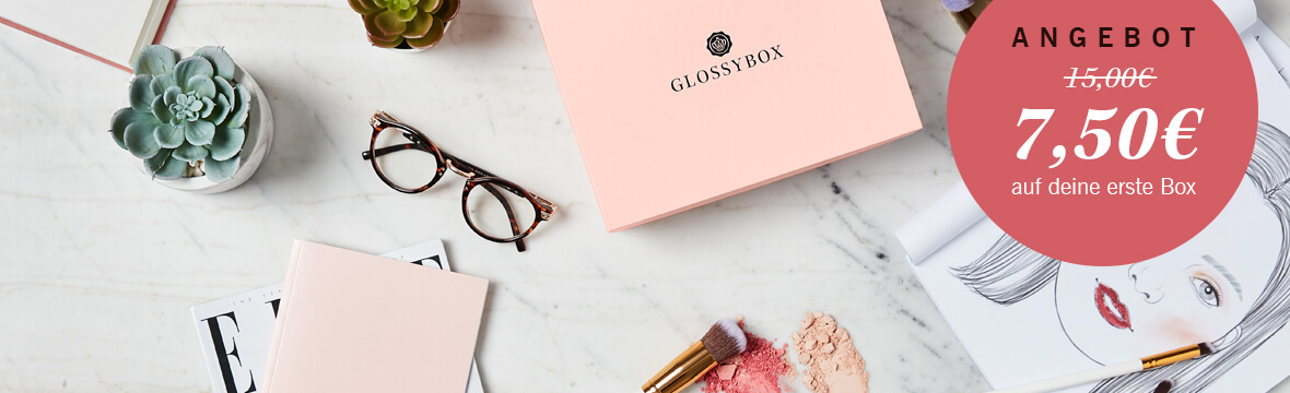 GLOSSYBOX im April Spring Secrets