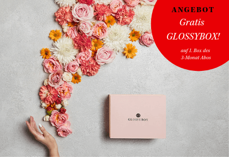 GLOSSYBOX im April Spring Secrets