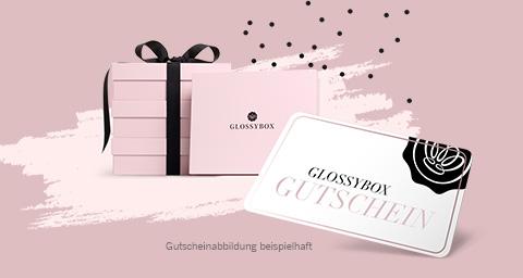 GLOSSYBOX Geschenkgutscheine