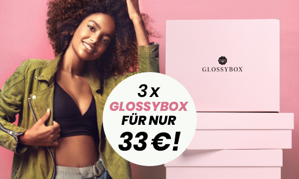 GLOSSYBOX 3 Month Offer
