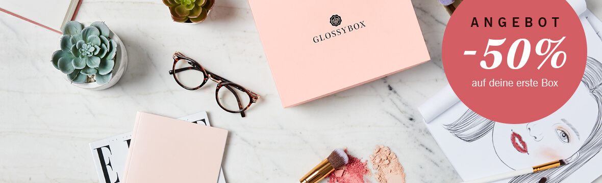 GLOSSYBOX im März Beauty School Edition