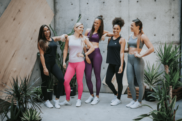 20% OFF WORKOUT CLOTHING