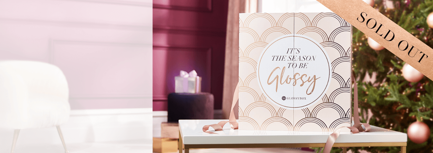 GLOSSYBOX Advent Calendar Sold Out