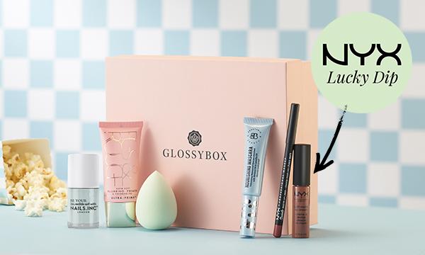 GLOSSYBOX March Box