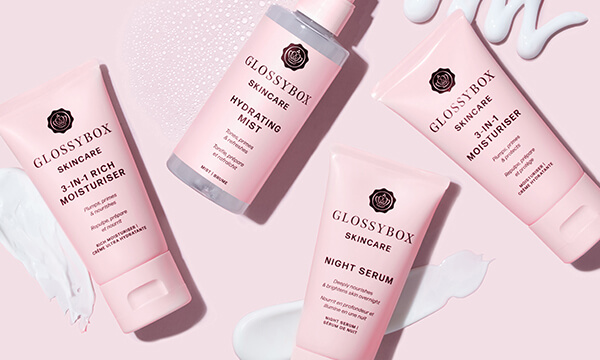 GLOSSYBOX Skincare Offers - 2 for £25