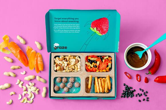 YOUR FREE BOX OF TASTY TREATS