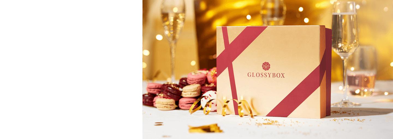 GLOSSYBOX En Novembre : Merry Metallics