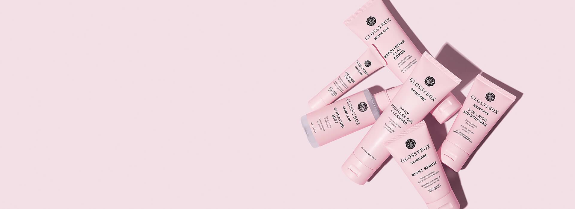 GLOSSYBOX Skincare Sets