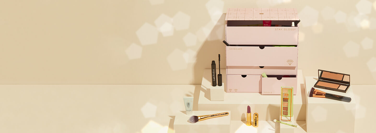 The GLOSSYBOX Beauty Case