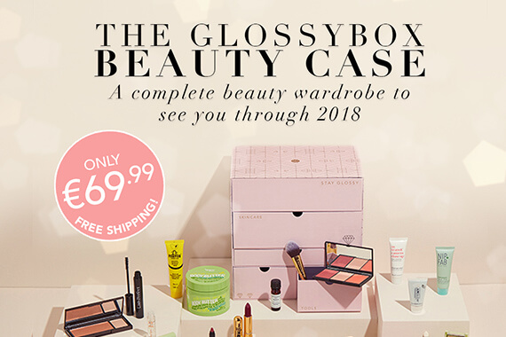 LIMITED EDITION ADVENT BEAUTY CASE