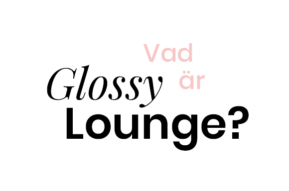 glossybox logga in
