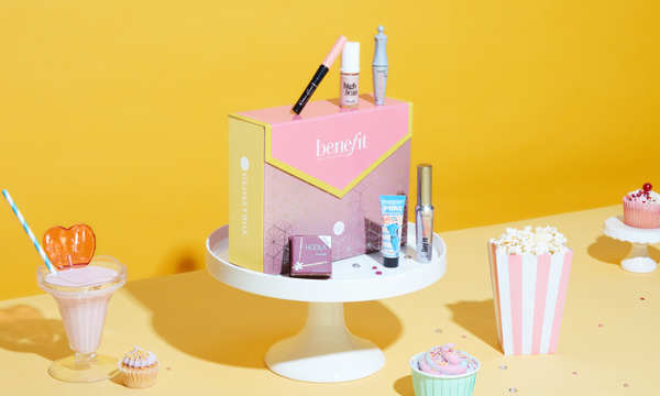GLOSSYBOX BENEFIT LIMITED EDITION