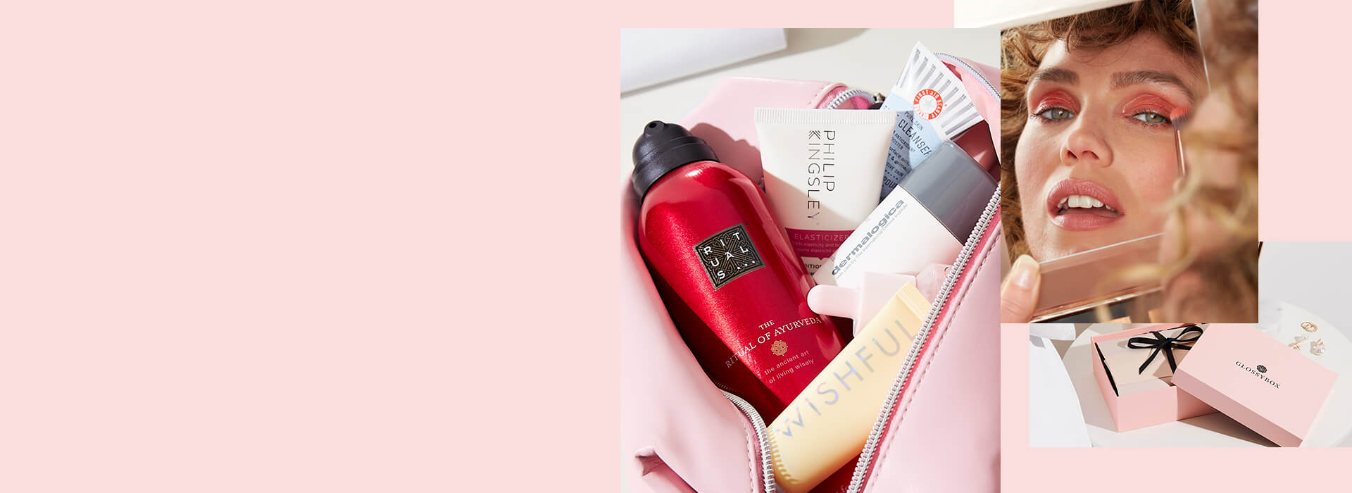 Give GLOSSYBOX as a gift