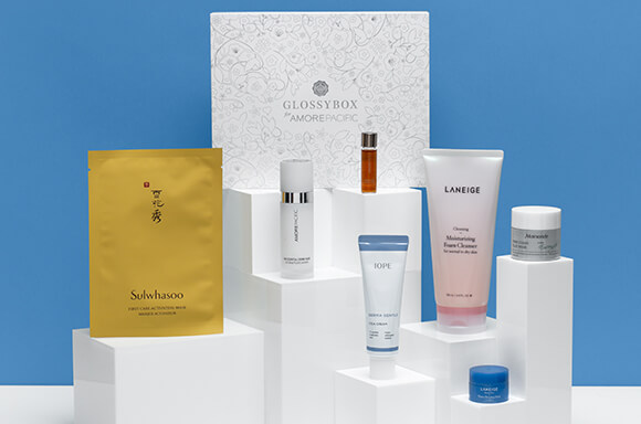 GLOSSYBOX for AMOREPACIFIC