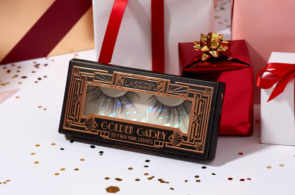 GREAT GATSBY EYELASHES