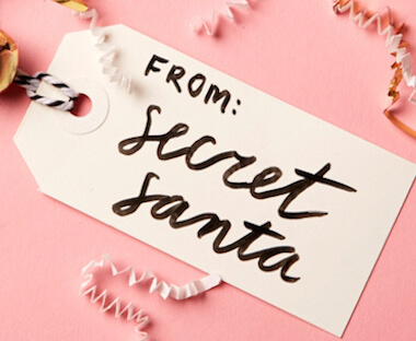 How to 'Sleigh' Secret Santa