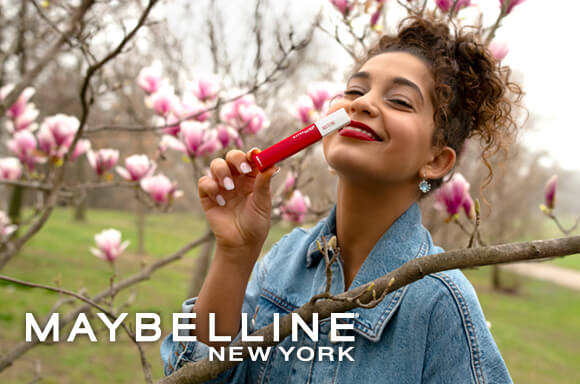 <b>BRAND OF THE MONTH: MAYBELLINE</b>
