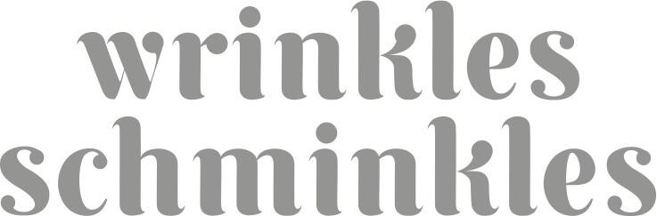Wrinkles Schminkles logo